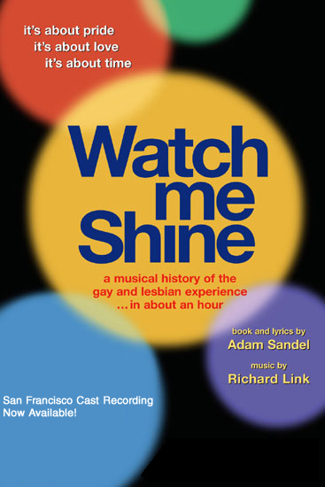 "Spotlight poster image for ""Watch Me Shine."""